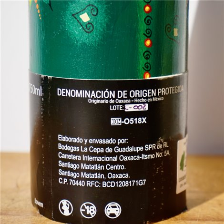 Vermouth - Padro & Co Rojo Clasico / 75cl / 18% Vermouth 28,00CHF