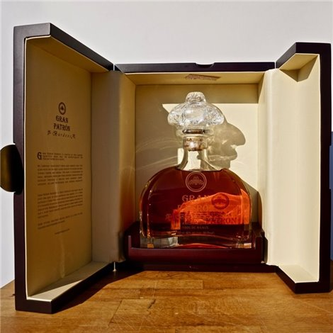Tequila - Patron Classic Silver / 70cl / 40% Tequila Blanco 56,00 CHF