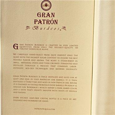 Tequila - Patron Classic Reposado / 70cl / 40% Tequila Reposado 60,00CHF