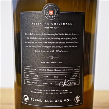 Whisk(e)y - Jefferson's Reserve Bourbon / 75cl / 45.1% Whisk(e)y 84,00CHF