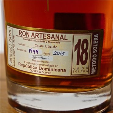 Brandy - Cardenal Mendoza Solera Gran Reserva / 70cl / 40% Brandy 51,00CHF