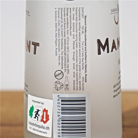 Whisk(e)y - Koval Bourbon / 50cl / 47% Whisk(e)y 49,00CHF