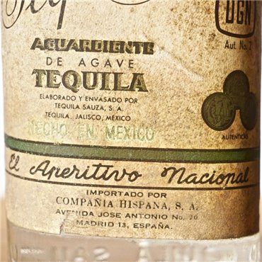 Tequila - 30-30 Anejo Classic / 70cl / 38% Tequila Anejo 41,00 CHF