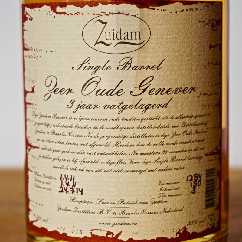 Whisk(e)y - Castle Oloroso 5 Years / 50cl / 43% Whisk(e)y 89,00 CHF