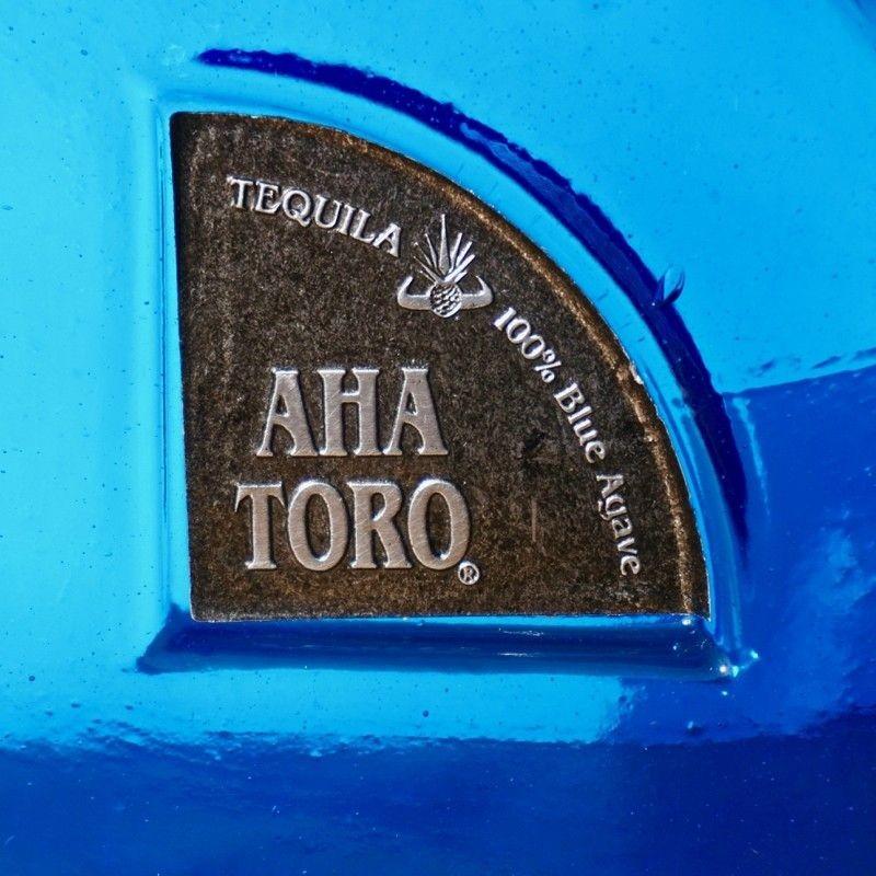 Tequila - Aha Toro Reposado / 70cl / 40% Tequila Reposado 54,00CHF