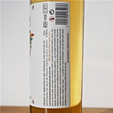 Mezcal - Pierde Almas La Puritita Verda / 70cl / 40% Mezcal 100% Agave 54,00CHF