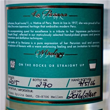 Liqueur - The Bitter Truth Creme de Violette / 50cl / 20% Liqueur 33,00CHF