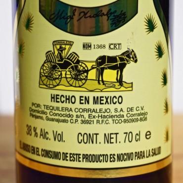 Tequila - Corralejo Reposado / 70cl / 38% Tequila Reposado 47,00CHF