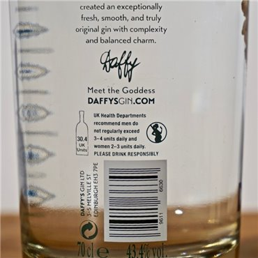 Gin - Ginuine Strawberry / 70cl / 40% Gin 50,00CHF