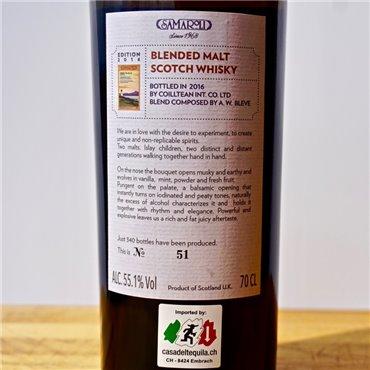 Liqueur - Moonshine O'Donnell Harte Nuss / 70cl / 25% Liqueur 40,00CHF