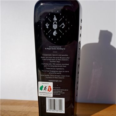 Mezcal - Vago Mexicano / 70cl / 52.1% Mezcal Blanco / Joven 118,00CHF