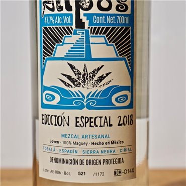 Tequila - Casa Dragones Joven / 70cl / 40% Tequila Blanco 452,00CHF
