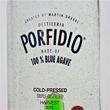 Tequila - Herradura Seleccion Suprema Old Bottle / 70cl / 40% Tequila Extra Anejo 350,00CHF