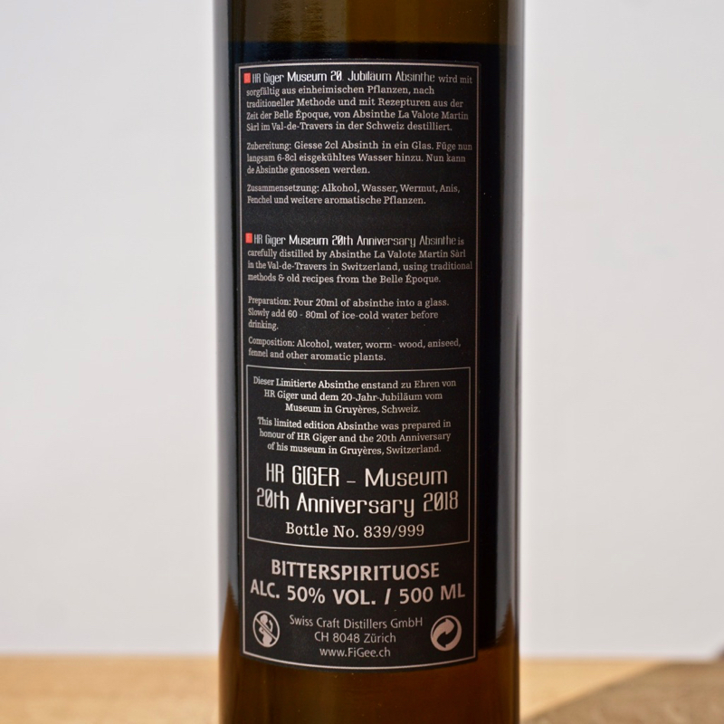 Cocktail-Bitter - The Seventh Sense Ginger / 10cl / 57.7% Cocktail-Bitter 15,00 CHF