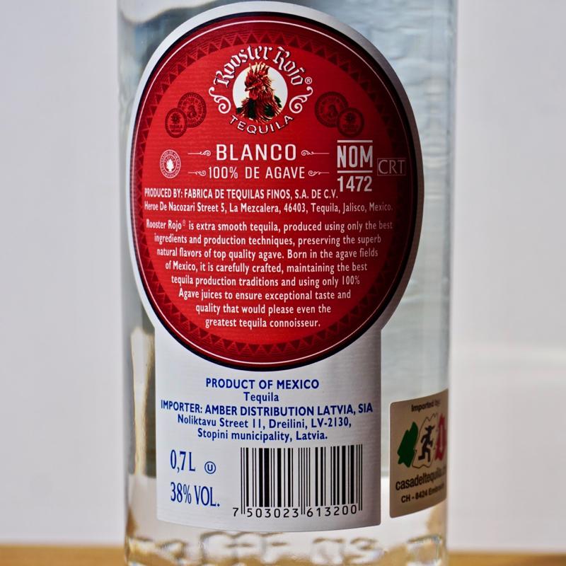 Tequila - TU Reposado Mini / 5cl / 40% Miniaturen 5,50CHF