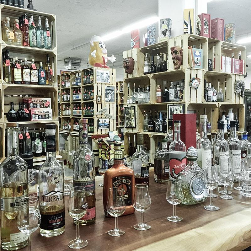 Casa del Tequila - Bodega & Lager