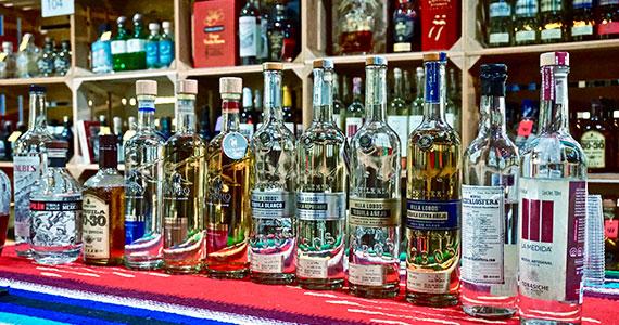 Casa del Tequila - Über 2000 verschiedenen Spirituosen