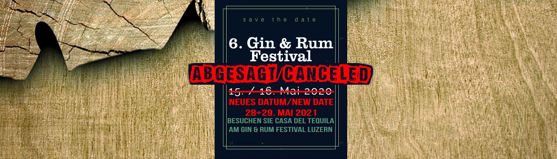 Gin & Rum Festival Luzern